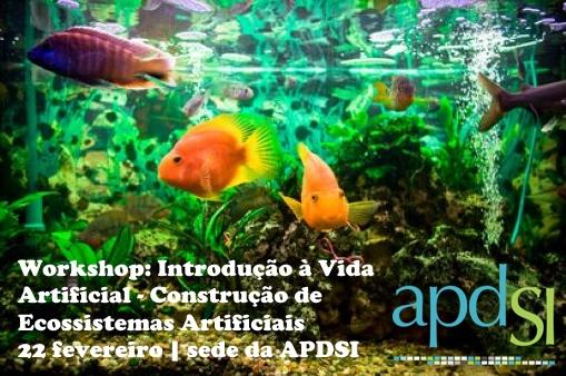 Workshop Introdução à Vida Artificial Construção de Ecossistemas Artificiais