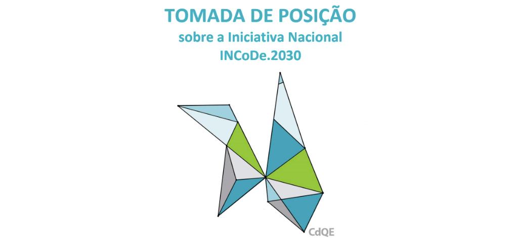 Tomada de Posição sobre INCoDe.2030 - imagem
