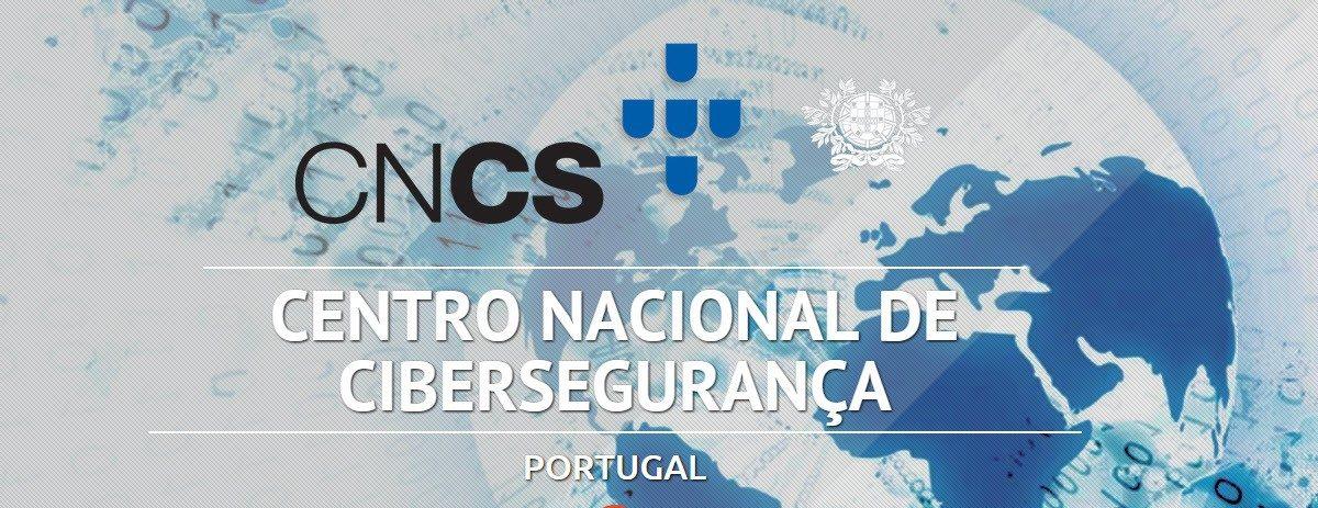 CNCS - Serviço nacional de Cibersegurança