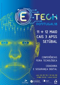 Cartaz e-Tech 2018