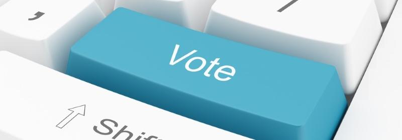 Voto eletrónico